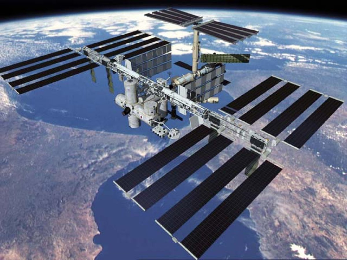 uluslarasi uzay istasyonu 6510