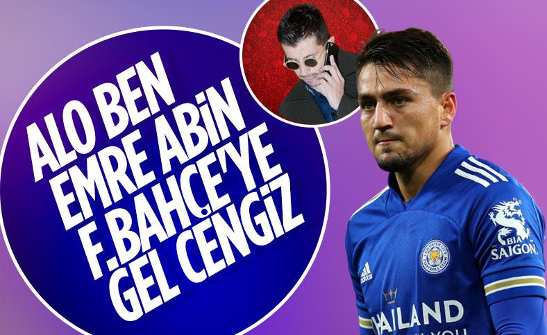 Emre Belözoğlu, Cengiz Ünder'i istiyor