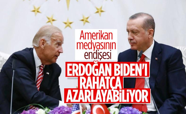 Washington Post, Cumhurbaşkanı Erdoğan'ın ABD'ye tepkisini yazdı