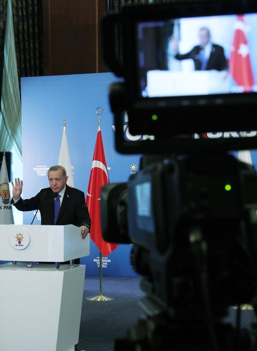 Cumhurbaşkanı Erdoğan: Ailemize yönelik operasyonlar çekiliyor #2