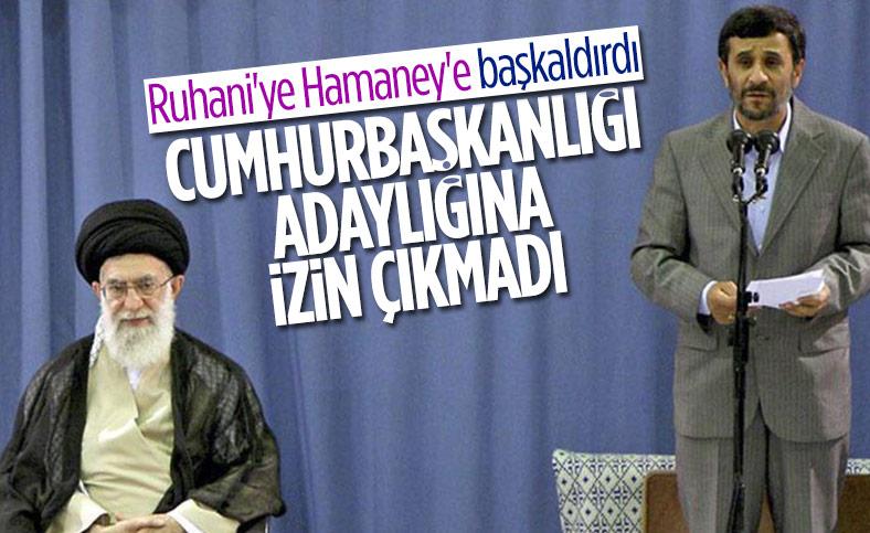 İran'da Mahmud Ahmedinejad'a adaylık izni verilmeyecek