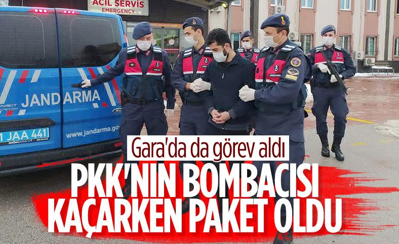 PKK'nın bombacısı Kocaeli'de yakalandı