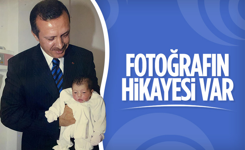 Cumhurbaşkanı Erdoğan'a sürpriz fotoğrafın detayları ortaya çıktı