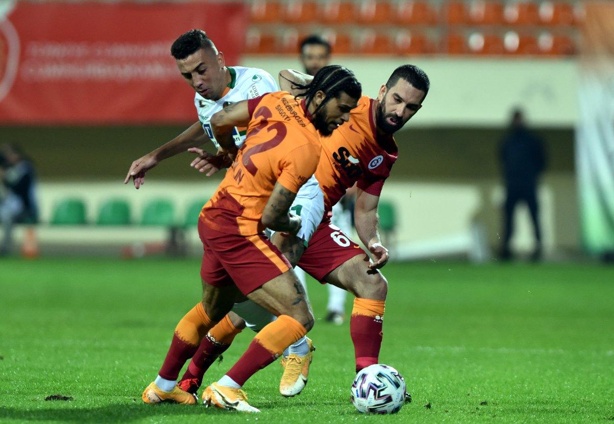 Galatasaray, Alanya dan 3 puanla döndü #2