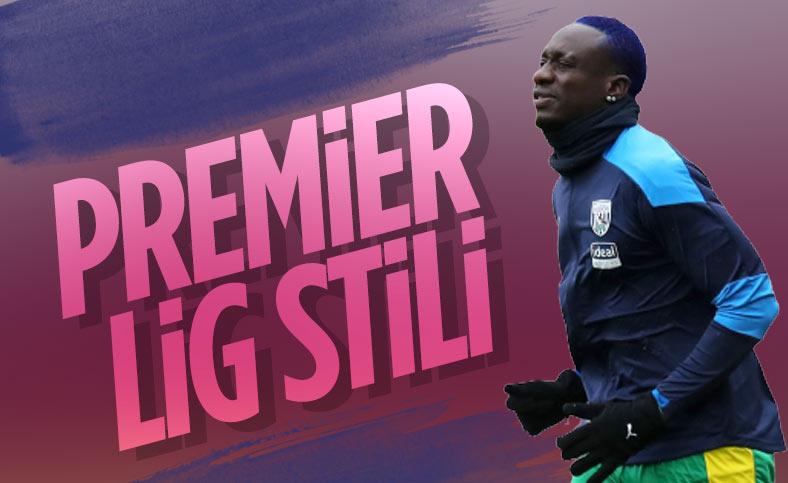 Mbaye Diagne saç rengini değiştirdi