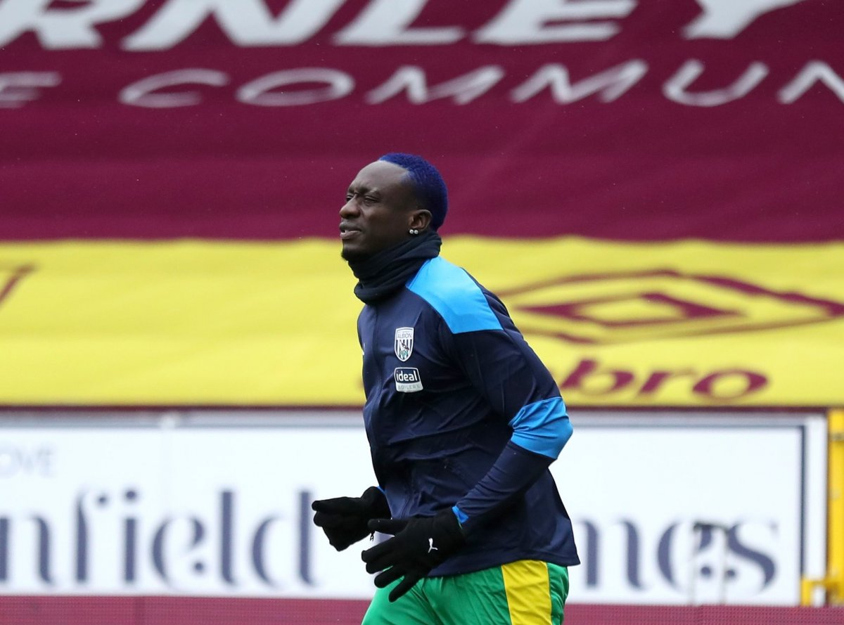 Mbaye Diagne saç rengini değiştirdi #1
