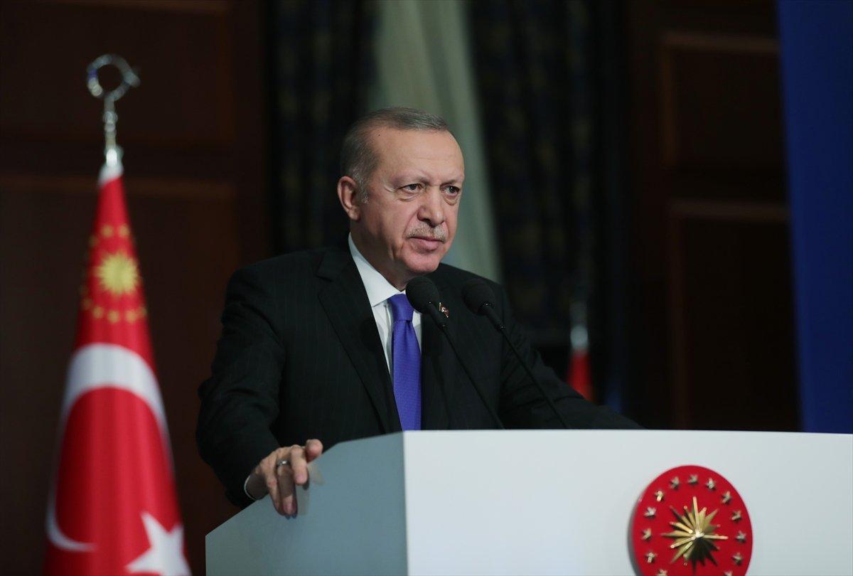 Cumhurbaşkanı Erdoğan: ABD ile ortak menfaatlerimiz görüş ayrılıklarımızdan daha fazla #1