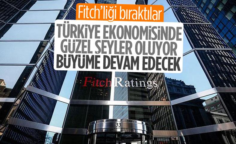 Fitch, Türkiye'nin kredi notunu güncelledi