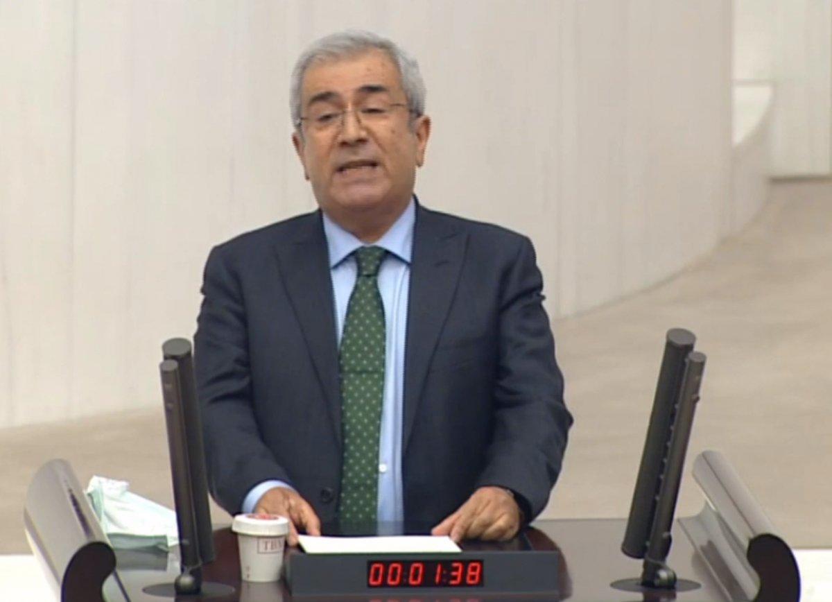 İmam Taşçıer, Meclis te Kürtçe konuşma yaptı #1