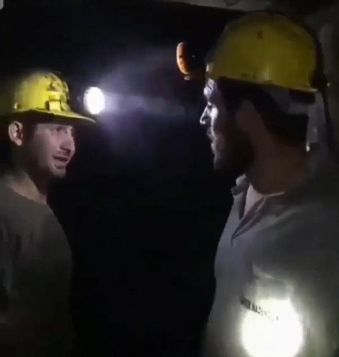 Elazığ da maden ocağındaki kazada ölen kuzenlerin son görüntüleri #4