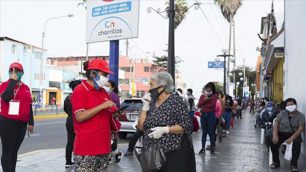 Peru, sağlıkta acil durumu 6 ay uzattı #1