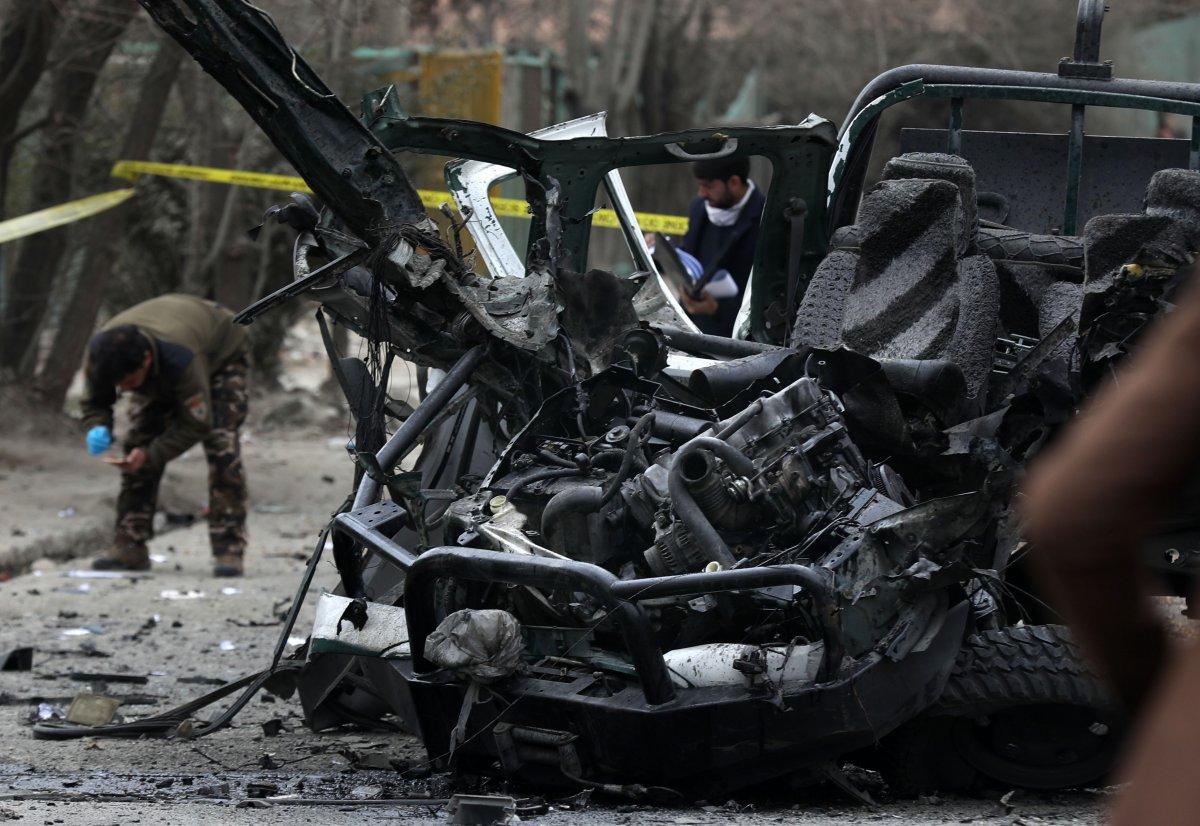 Afganistan da art arda 3 saldırı: 5 ölü, 2 yaralı #4