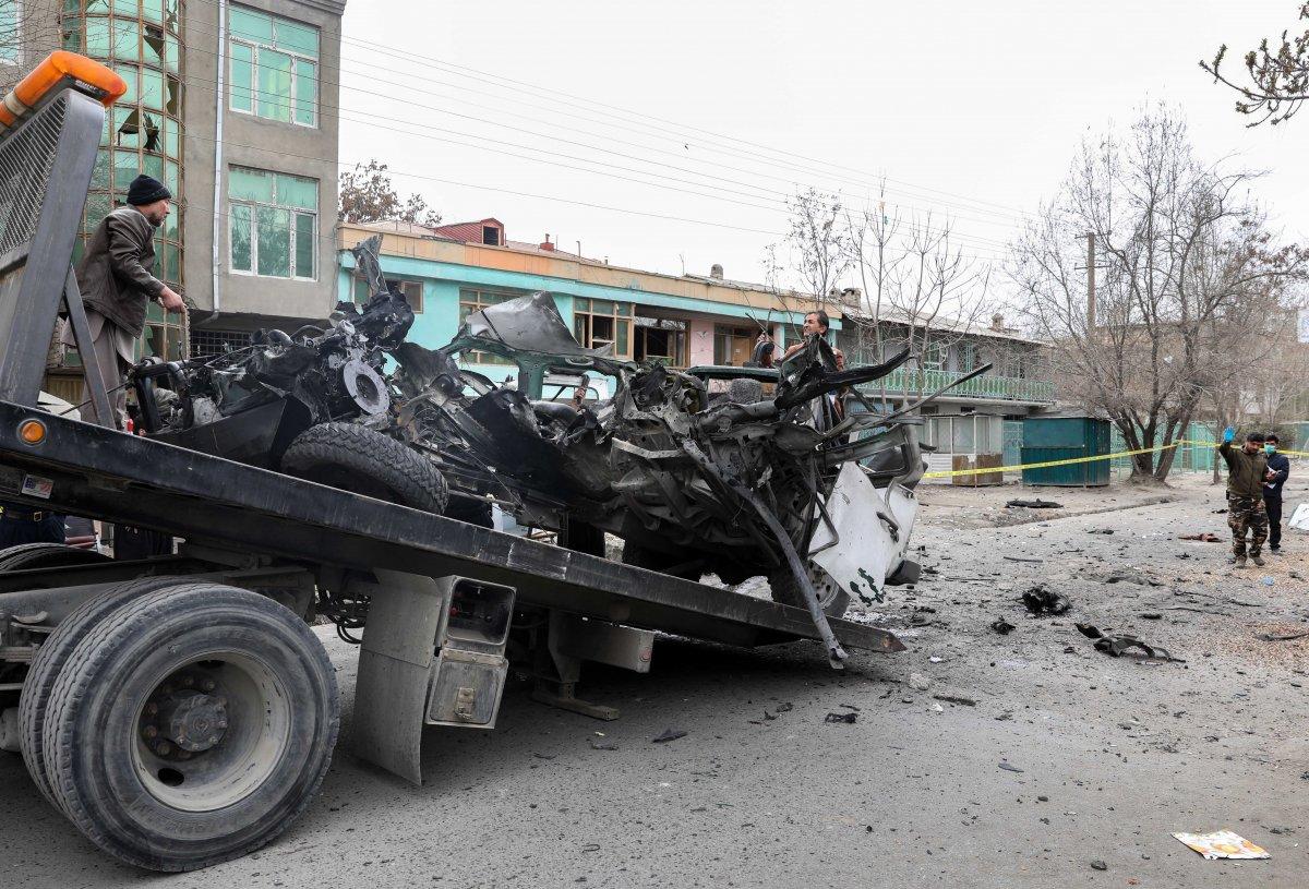 Afganistan da art arda 3 saldırı: 5 ölü, 2 yaralı #6
