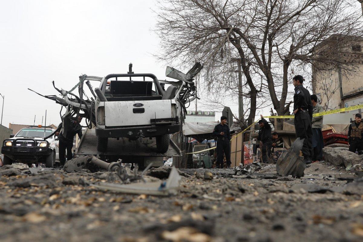Afganistan da art arda 3 saldırı: 5 ölü, 2 yaralı #5