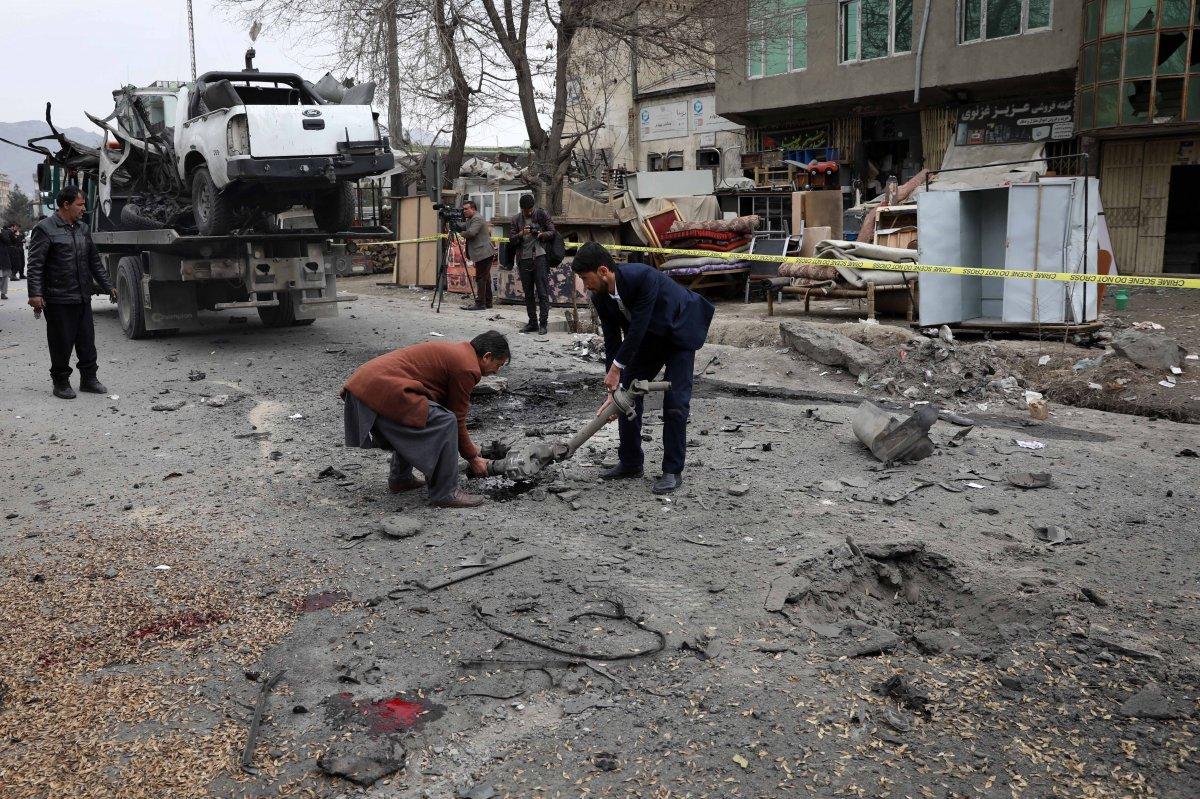 Afganistan da art arda 3 saldırı: 5 ölü, 2 yaralı #2