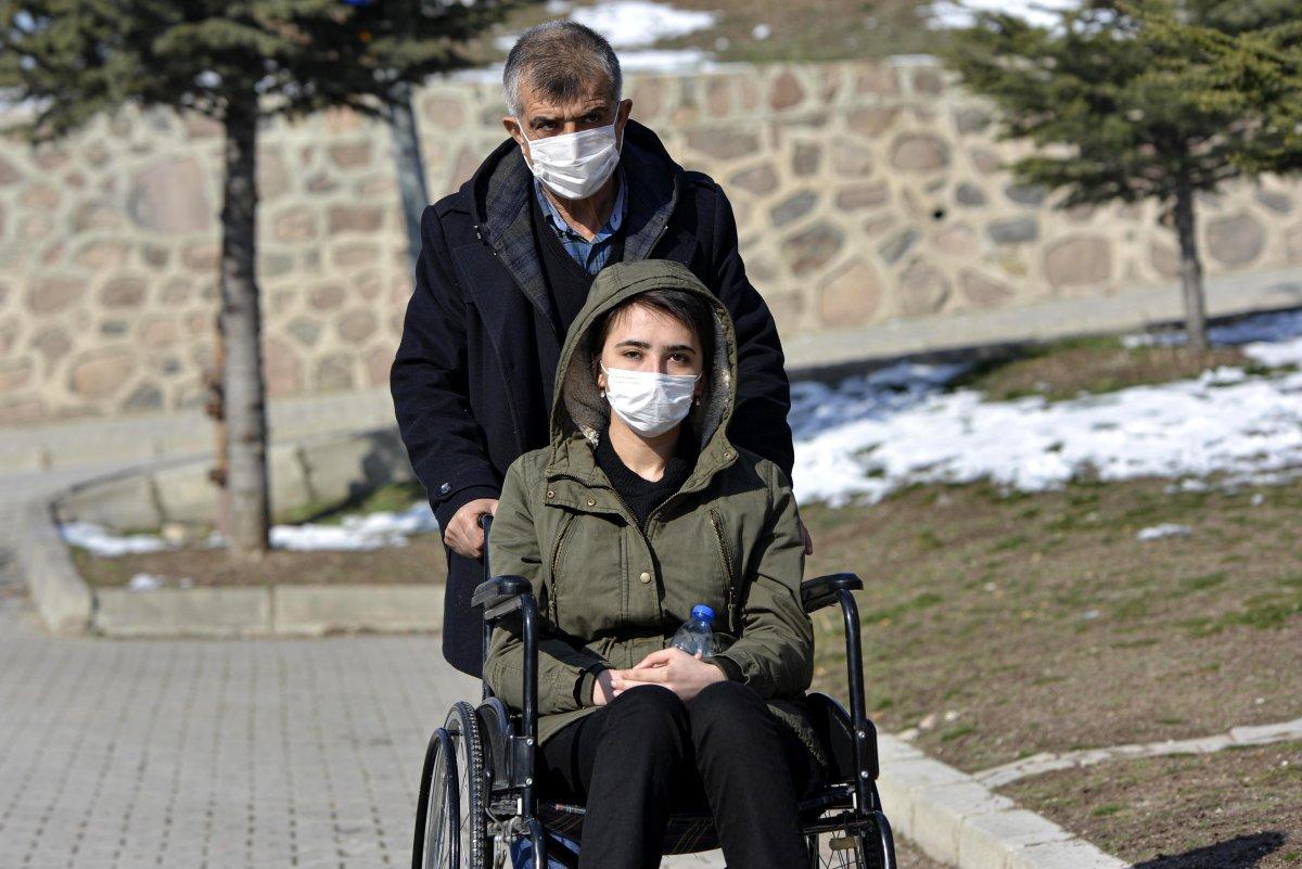 Ankara da polis eşinin vurduğu tekniker taburcu oldu  #3