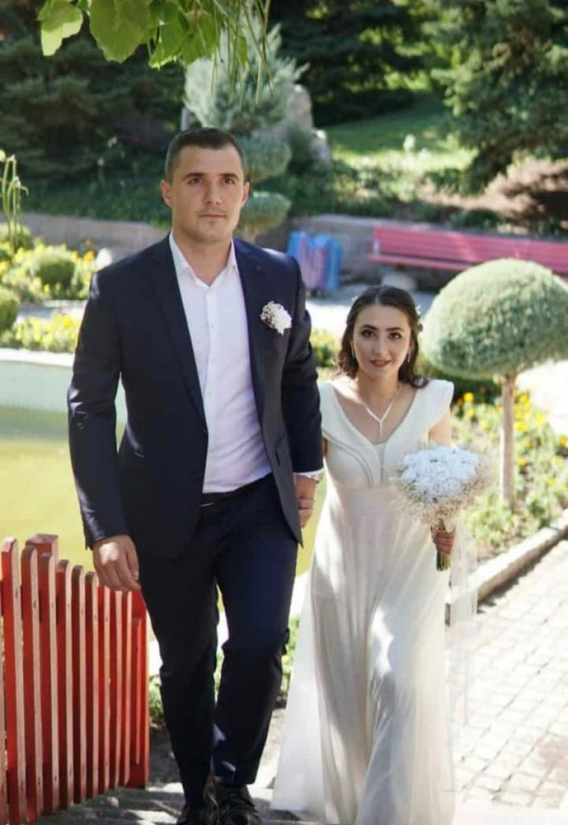 Ankara da polis eşinin vurduğu tekniker taburcu oldu  #5