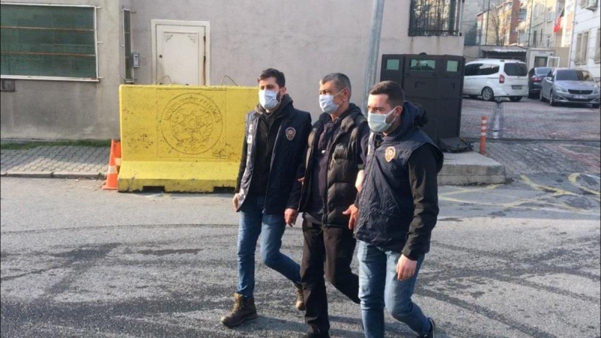 İstanbul'da bir baba, 2 oğlunu bacağından vurdu #2