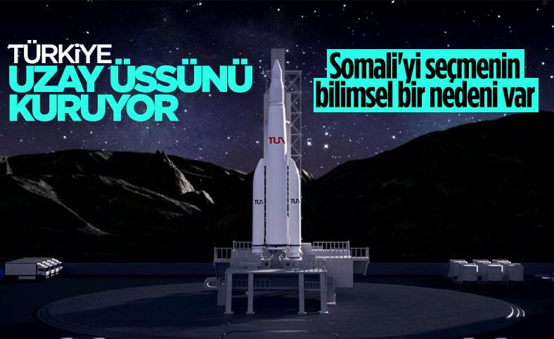 Türkiye, Somali'de uzay limanı kuracak