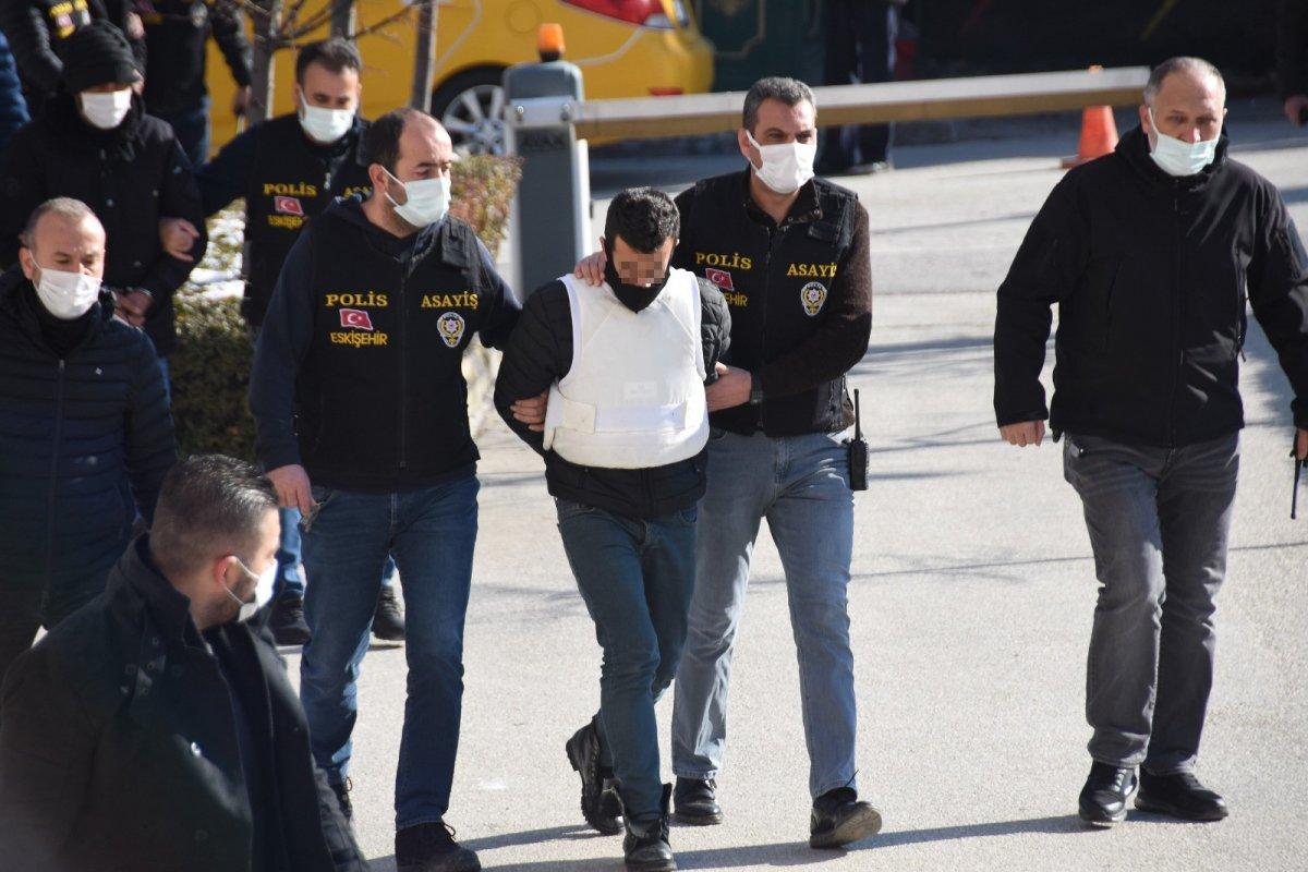 Eskişehir deki aile katliamının zanlısı, eski ortak çıktı #3