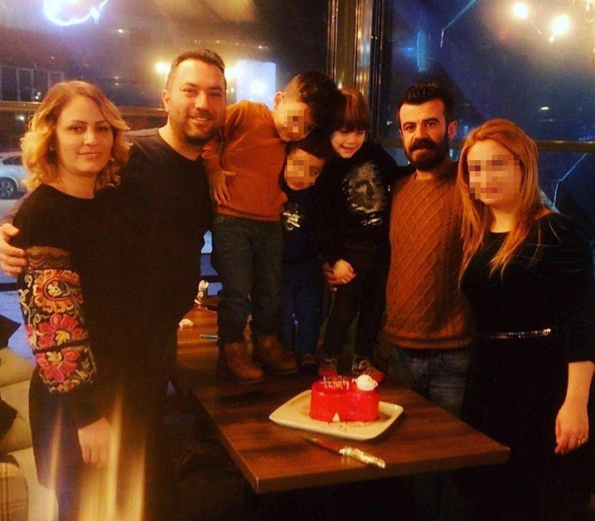 Eskişehir deki aile katliamının zanlısı, eski ortak çıktı #4