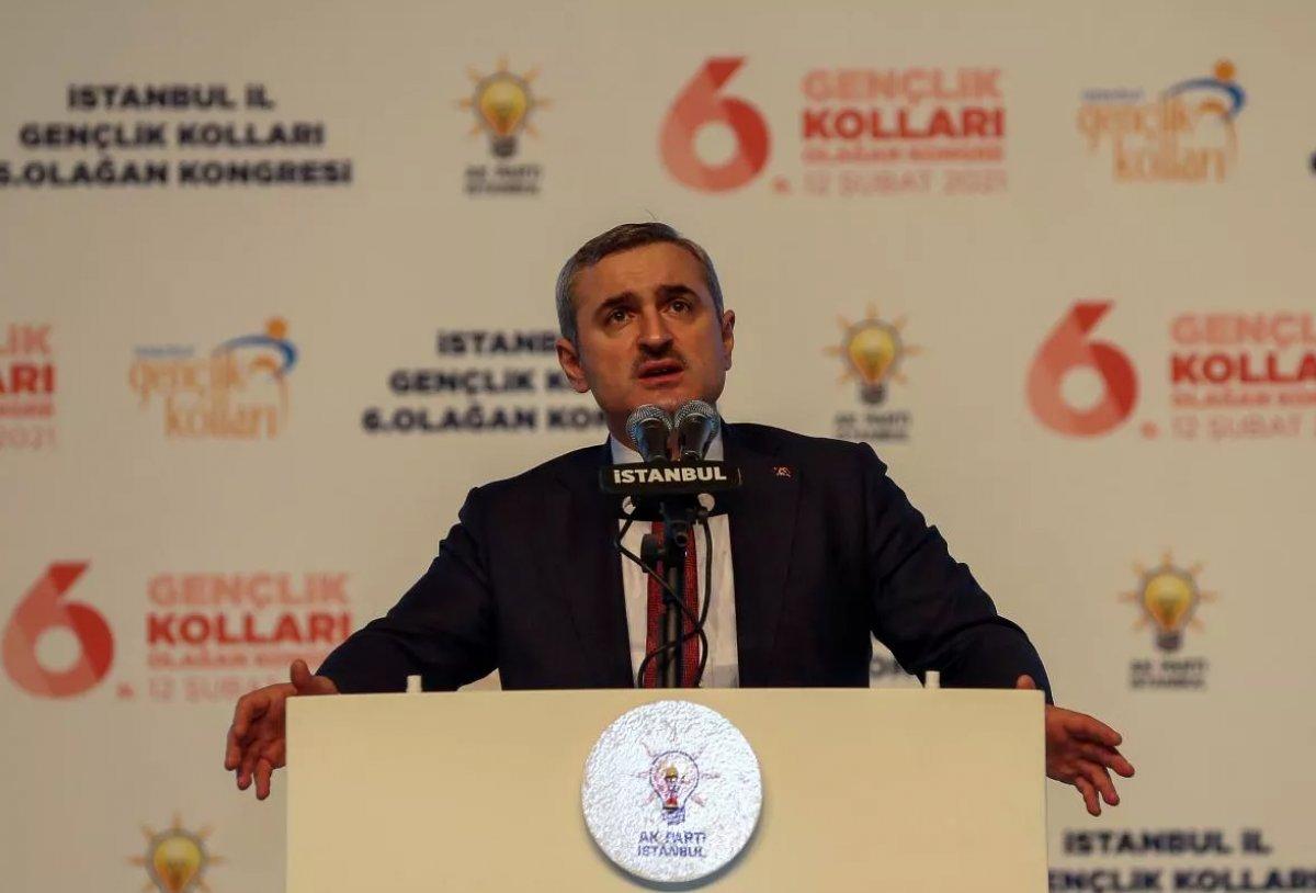 AK Parti İstanbul İl Başkanı Şenocak kongrede aday olmayacağını duyurdu #1