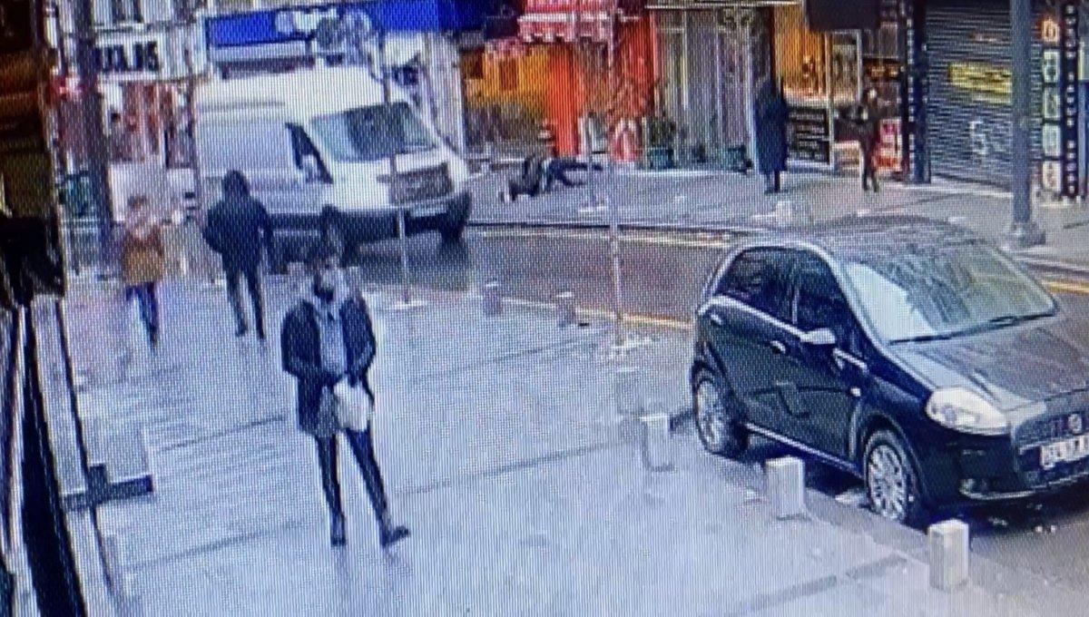 Çağlayan da otele yerleştirilen evsiz pencereden atladı #2