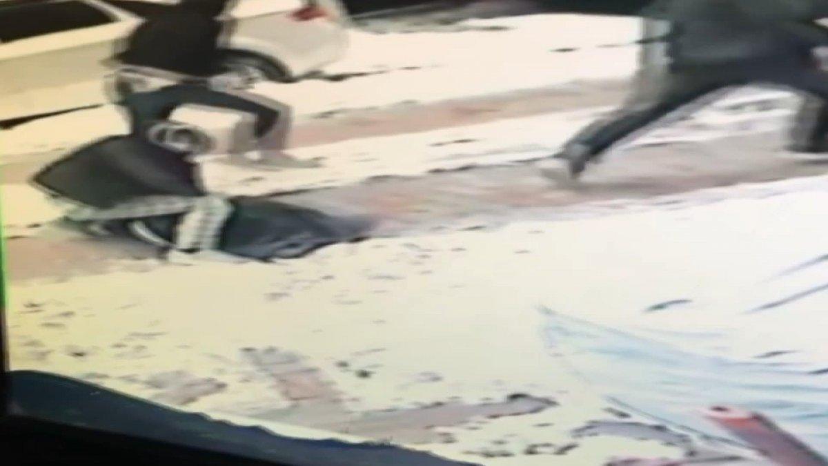 Sultangazi de gaspçı dehşeti #2