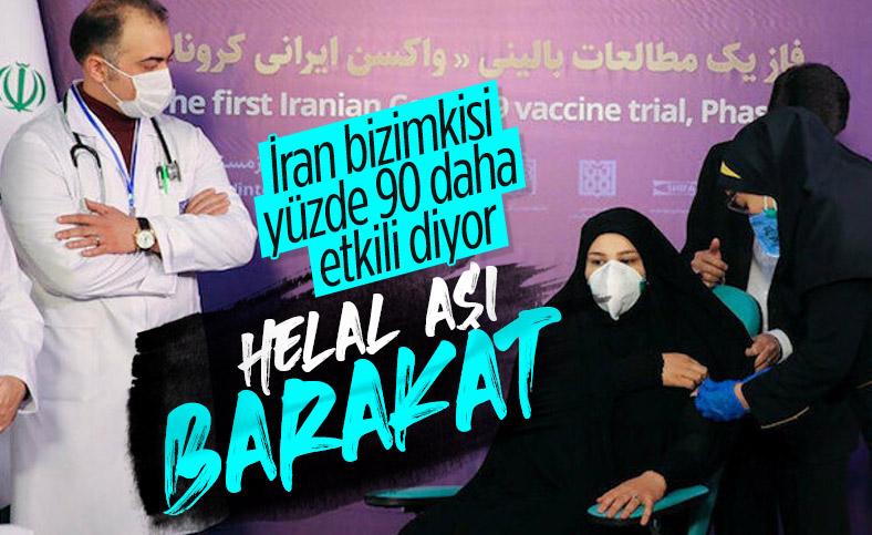 İran: Yerli koronavirüs aşımız yüzde 90 oranında etkili