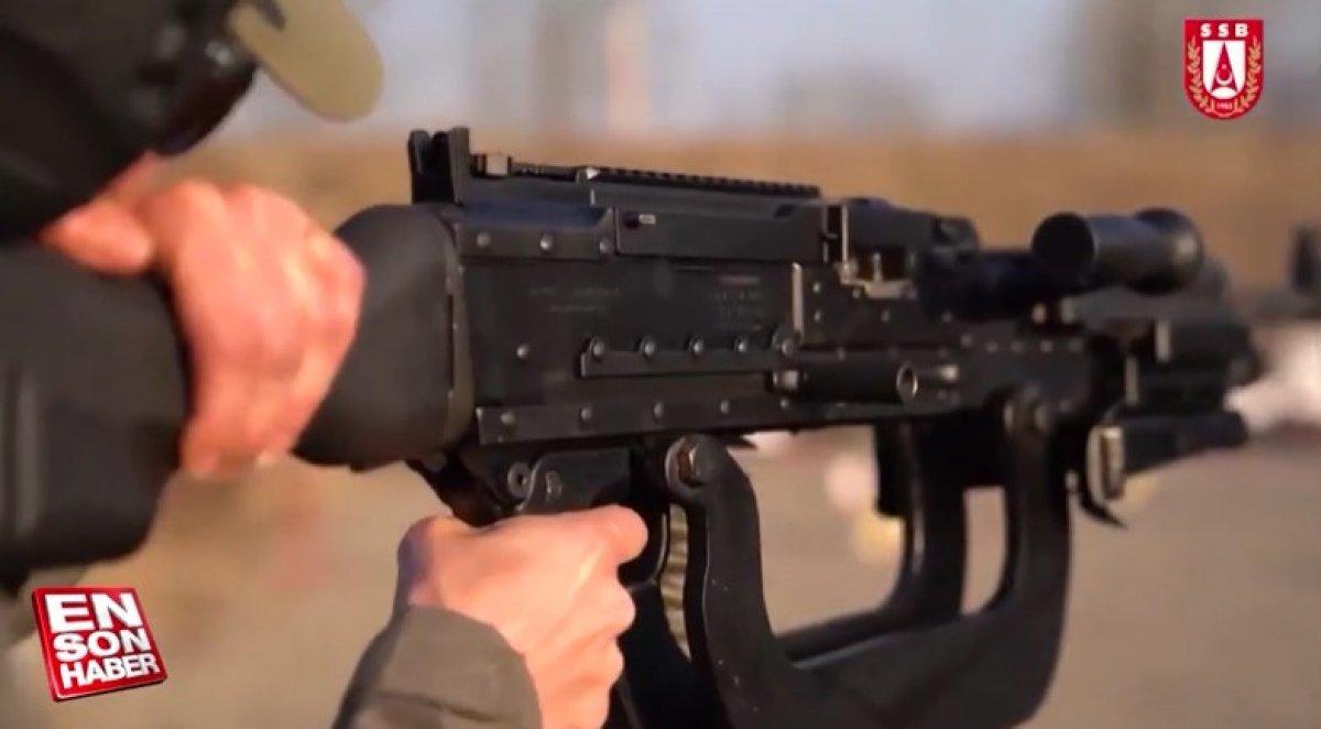 Milli makineli tüfek PMT 7.62 dışa bağımlılığı bitirecek #2