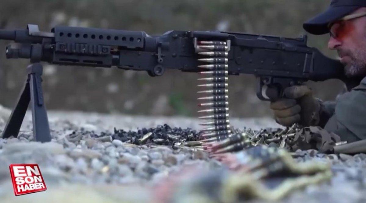 Milli makineli tüfek PMT 7.62 dışa bağımlılığı bitirecek #4