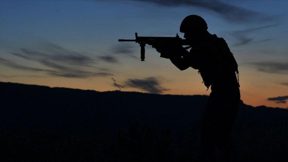 MSB: 3 PKK/YPG li terörist, etkisiz hale getirildi #1