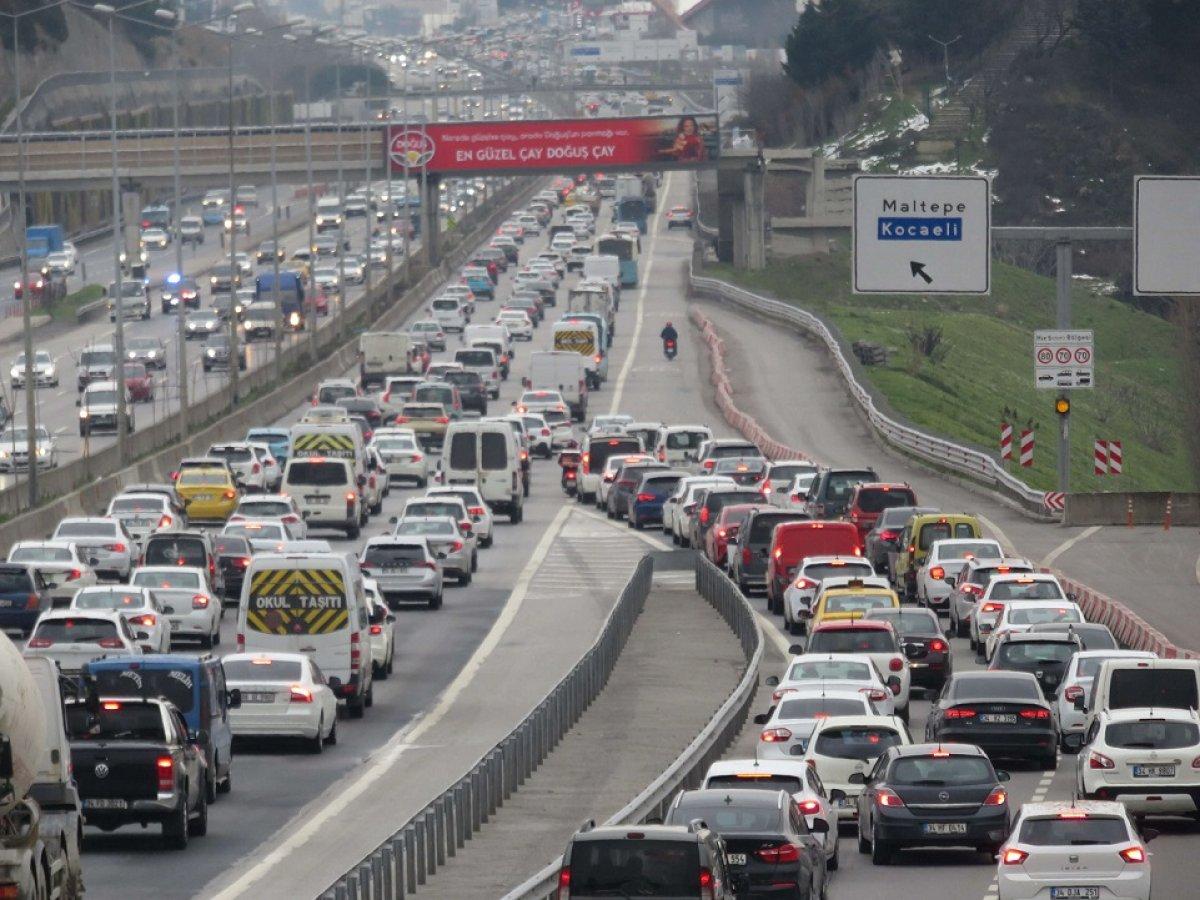 İstanbul daki trafik yoğunluğu kanser riskini artırıyor #3