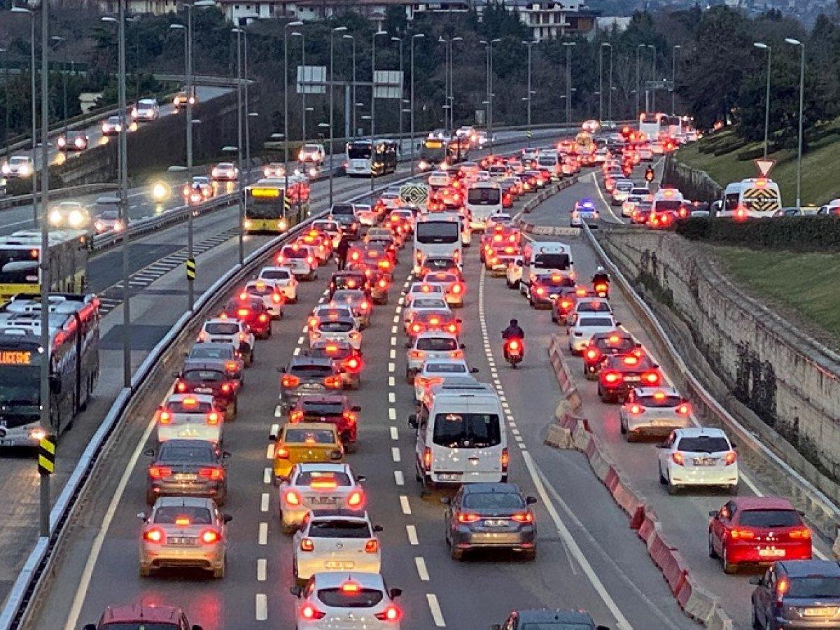 İstanbul daki trafik yoğunluğu kanser riskini artırıyor #2