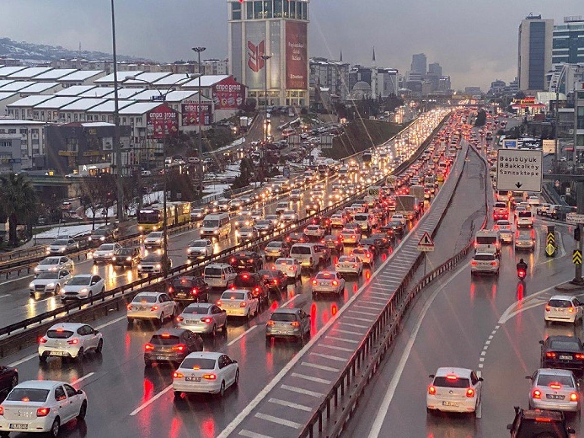 İstanbul daki trafik yoğunluğu kanser riskini artırıyor #1
