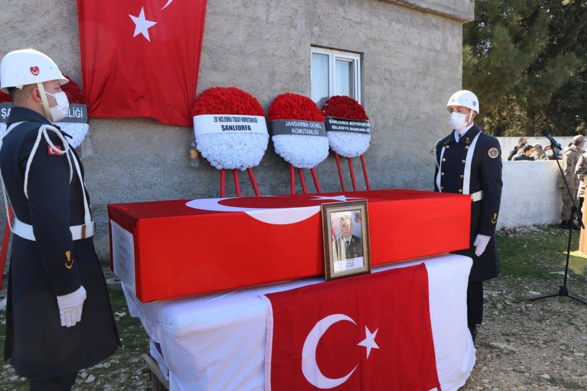 Uzman Çavuş Ömer Çiftçi memleketi Şanlıurfa'da defnedildi #2