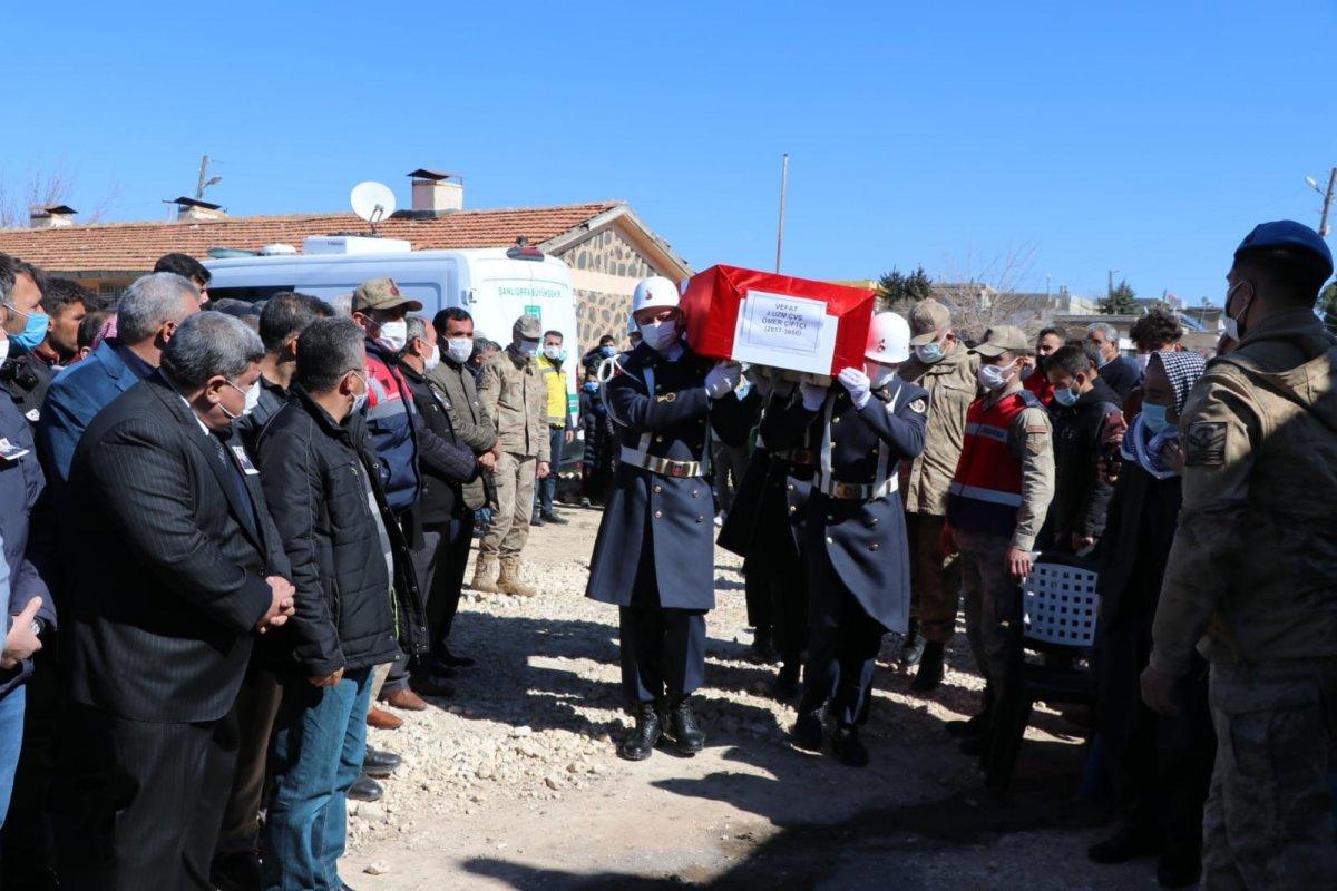 Uzman Çavuş Ömer Çiftçi memleketi Şanlıurfa'da defnedildi #3