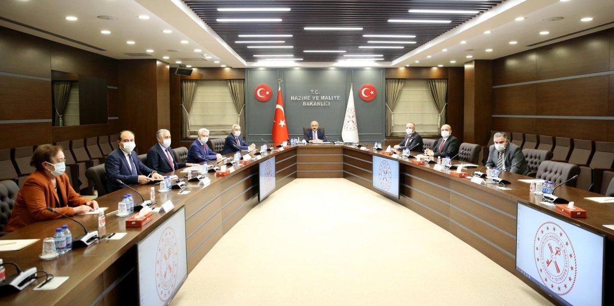 Hazine ve Maliye Bakanı Lütfi Elvan: Esnaflarımızı yalnız bırakmayacağız #2