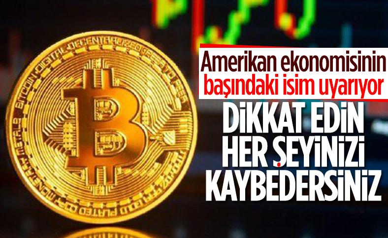 Janet Yellen'dan Bitcoin uyarısı: Yatırımcılar kayıp yaşayabilir