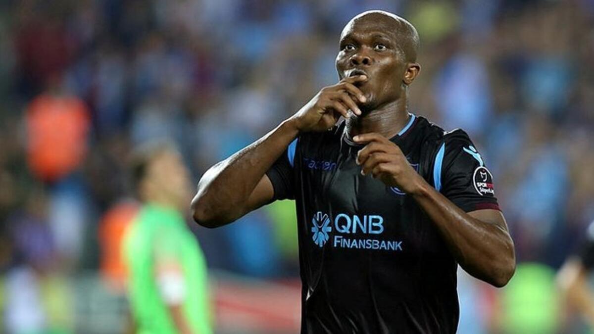 Nwakaeme, Fenerbahçe maçını iple çekiyor #1