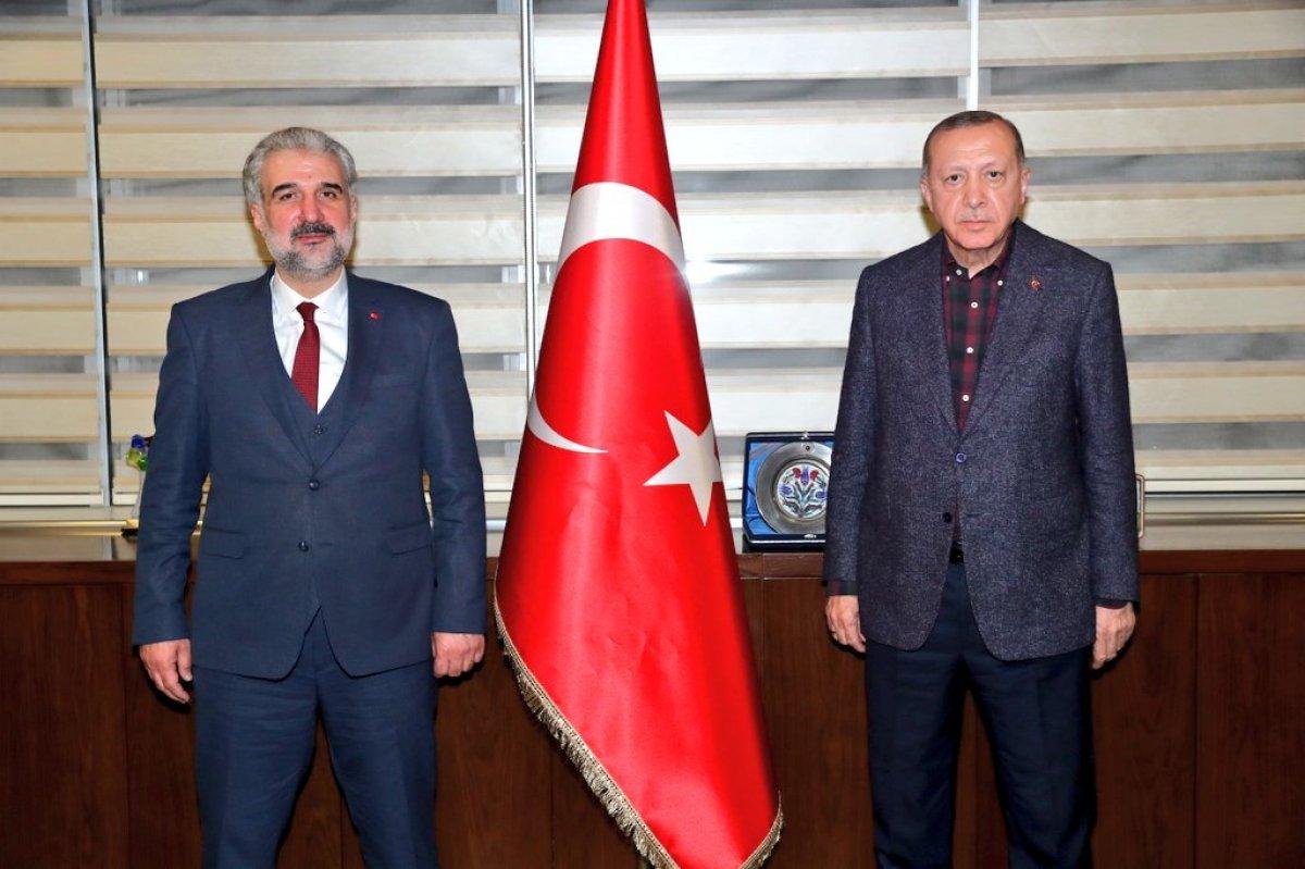 AK Parti İl Başkanlığı nda Osman Nuri Kabaktepe dönemi #1