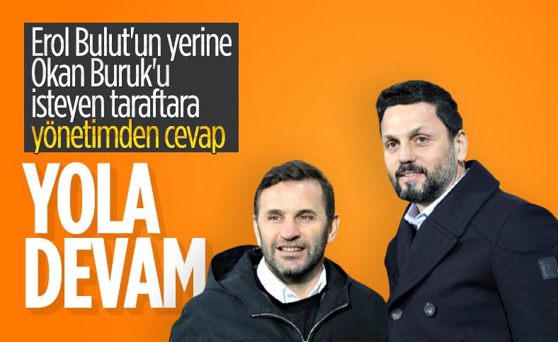 Fenerbahçe yönetiminin Erol Bulut kararı