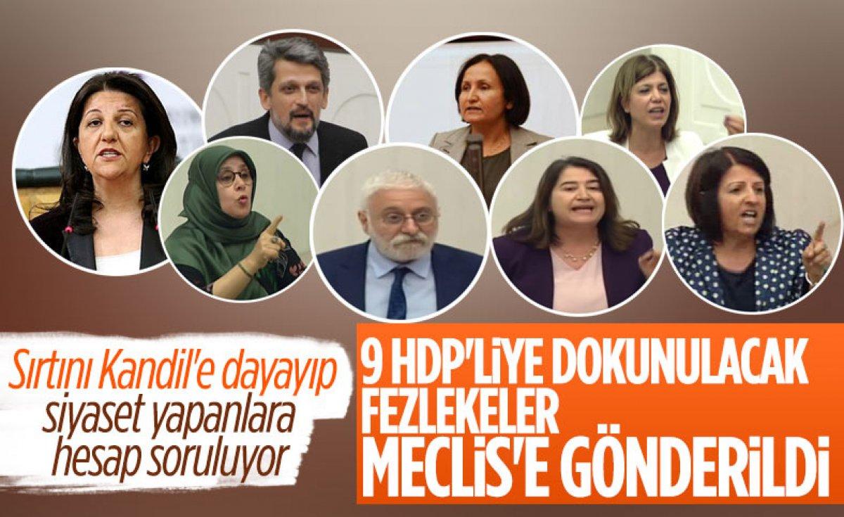CHP ve İyi Parti nin HDP'li vekiller için dokunulmazlık oylamasında vereceği karar #1