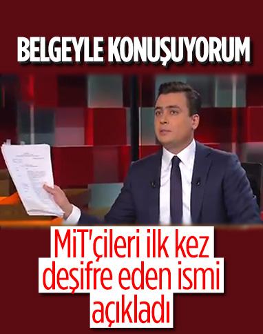 Osman Gökçek, Murat Ağırel gerçeğini açıkladı