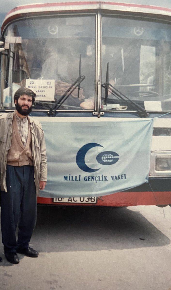 AK Parti İl Başkanlığı nda Osman Nuri Kabaktepe dönemi #2