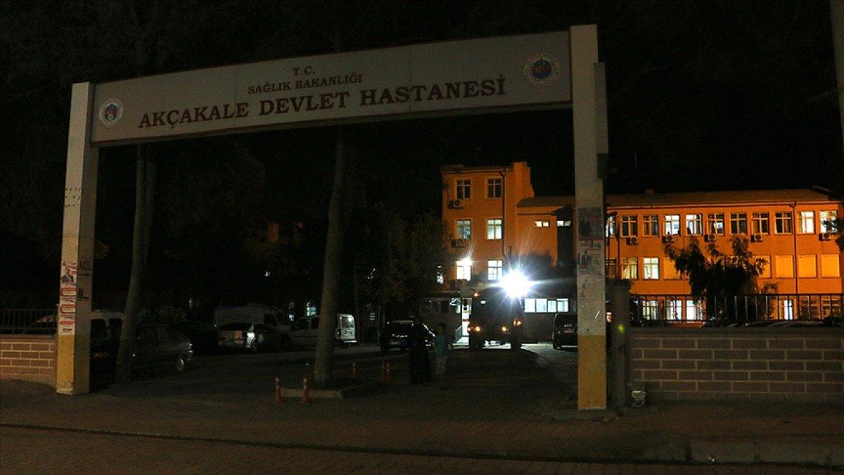 Tel Abyad da PKK saldırısı #1