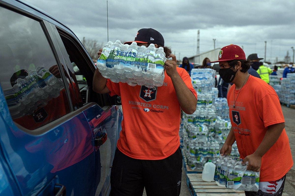 Teksas ta su krizi devam ediyor #1