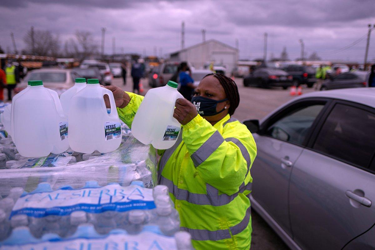 Teksas ta su krizi devam ediyor #6