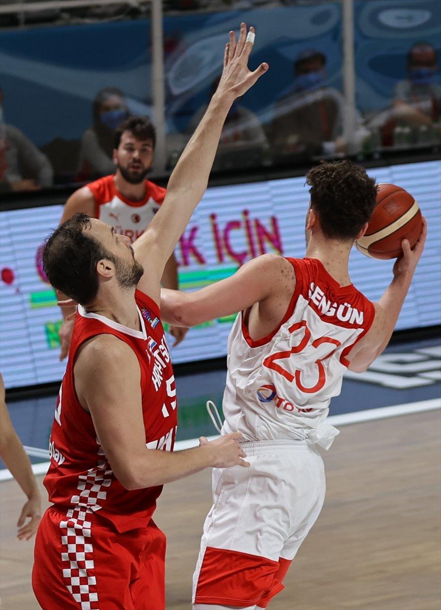 Milli basketbolcu Alperen Şengün: Avrupa Şampiyonası nı kazanabiliriz #1