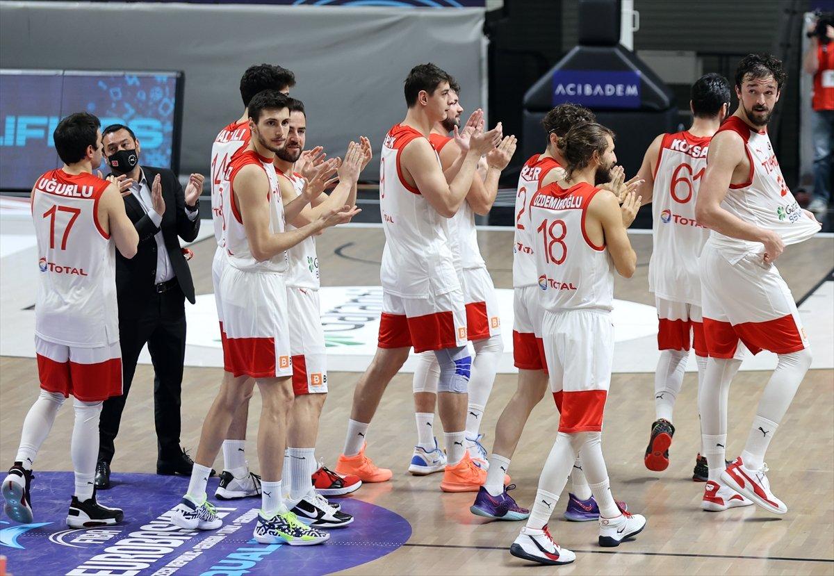 Milli basketbolcu Alperen Şengün: Avrupa Şampiyonası nı kazanabiliriz #3